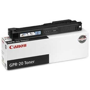 Canon GPR20 Black Laser Toner Cartridge (1069B001AA) (Genuine)