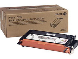 Xerox 106R01395 Black High Yield Laser Toner Cartridge (Genuine)