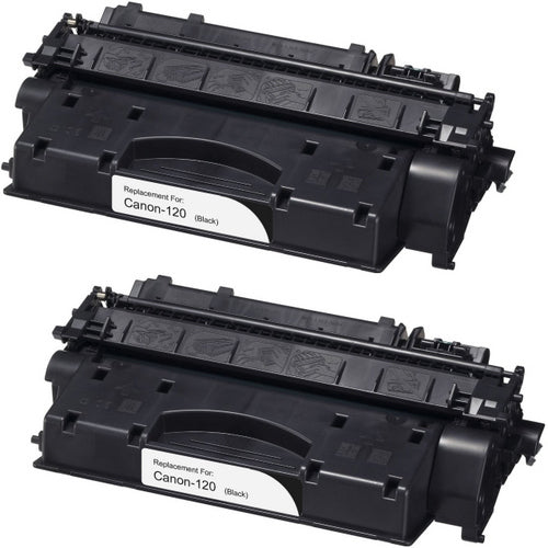 Canon 120 Black Laser Compatible Toner Cartridge (2617B001AA)