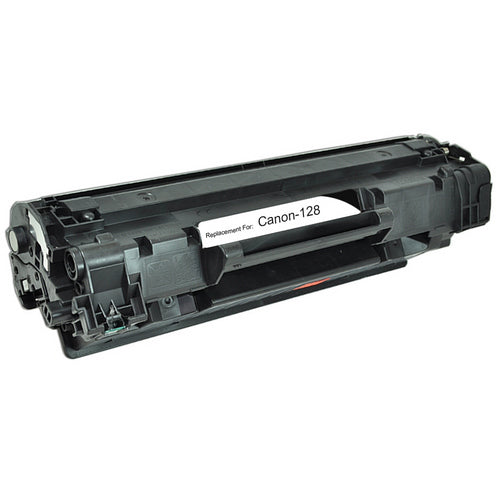 Canon 128 Black Laser Compatible Toner Cartridge (3500B001AA)