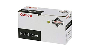 Canon NPG7 Black Laser Toner Cartridge (1377A002AA) (Genuine)