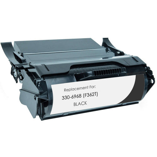 Dell 330-6968 High Yield Black Laser Compatible Toner Cartridge