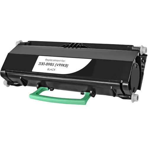 Dell 330-8985 Black Laser Compatible Toner Cartridge