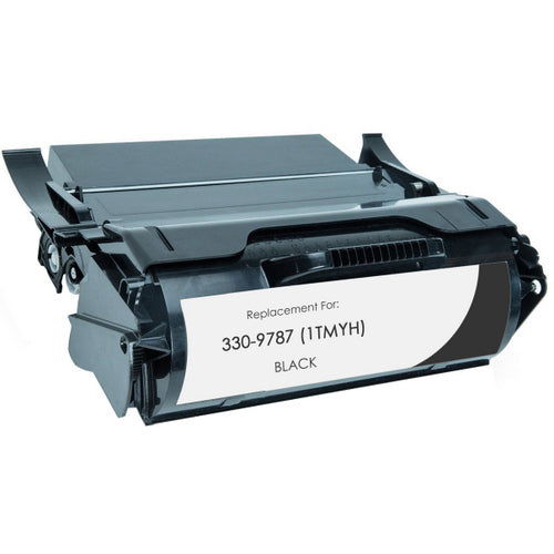 Dell 330-9787 High Yield Black Laser Compatible Toner Cartridge