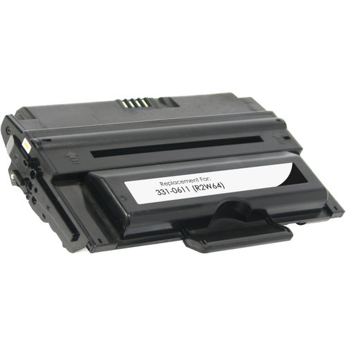 Dell 331-0611 Black Laser Compatible Toner Cartridge