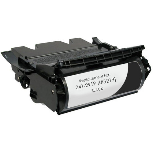 Dell 341-2919 Black Laser Compatible Toner Cartridge