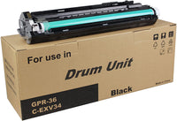 Canon GPR36 Black Drum Unit Kit (3786B004BA) (Genuine)