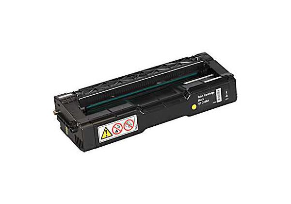 Ricoh 406046 Black Laser Compatible Toner Cartridge