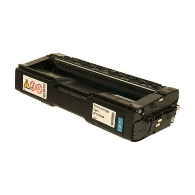 Ricoh 406475 Black Laser Compatible Toner Cartridge