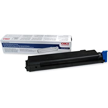 Oki-Okidata 43979101 Black Laser Toner Cartridge (Genuine)