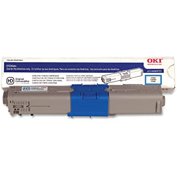 Oki-Okidata 44469802 Black Laser Toner Cartridge (Type C17) (Genuine)