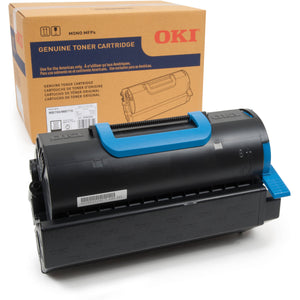 Oki-Okidata 45460508 Black Laser Toner Cartridge (Genuine)