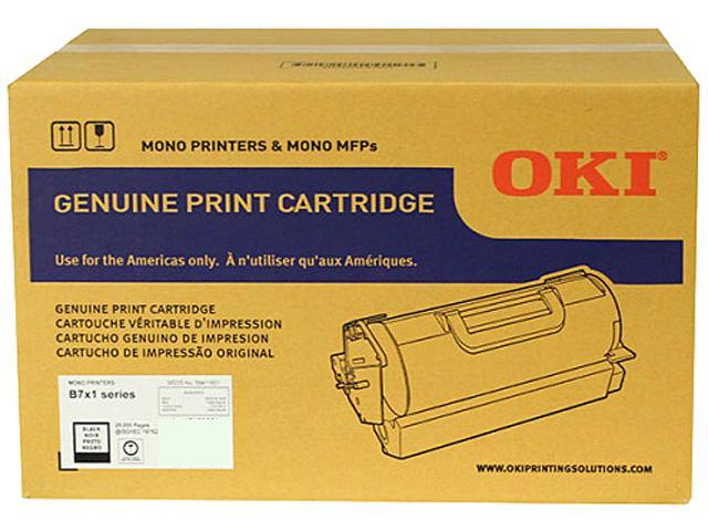 Oki-Okidata 45488901 Black High Yield Laser Toner Cartridge (Genuine)