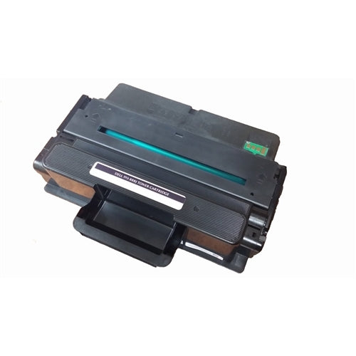 Dell 593-BBBJ High Yield Black Laser Compatible Toner Cartridge