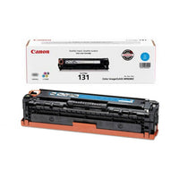Canon 131 Black Laser Toner Cartridge (6273B001AA) (Genuine)