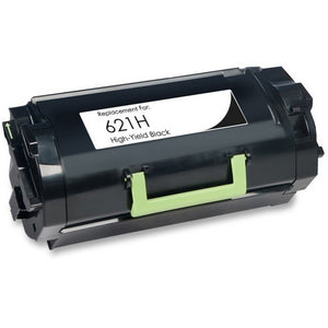 Lexmark 62D1H00 Laser Compatible Toner Cartridge (621X)