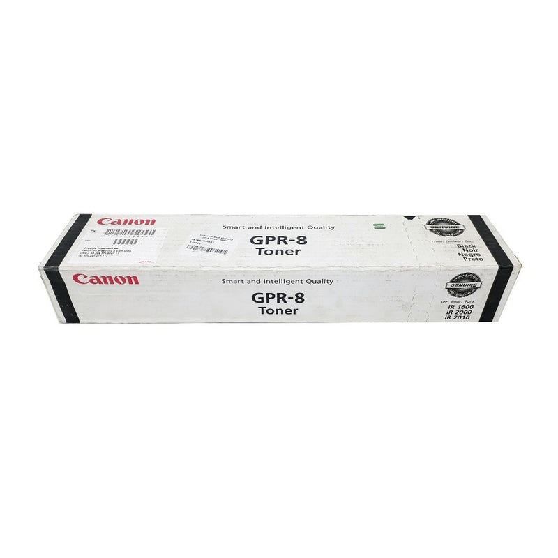 Canon GPR8 Black Laser Toner Cartridge (6836A003AA) (Genuine)