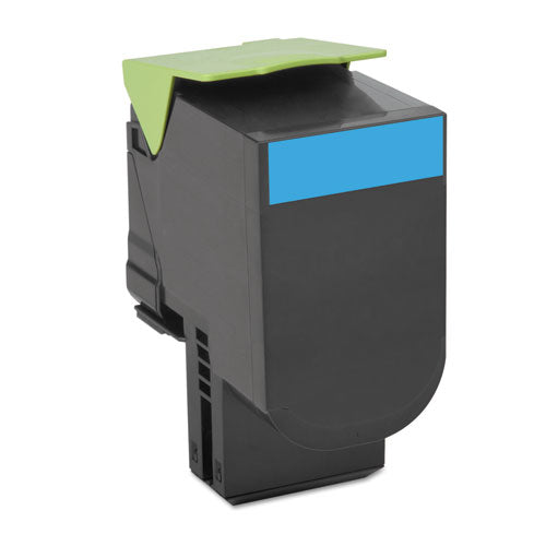 Lexmark 70C1HK0 Laser Compatible Toner Cartridge
