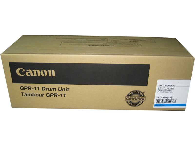 Canon GPR11 Black Drum Unit Kit (7625A001AA) (Genuine)