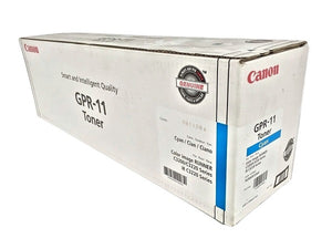 Canon GPR11 Black Laser Toner Cartridge (7629A001AA) (Genuine)