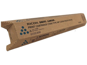 Ricoh 841280 Black Laser Toner Cartridge (Genuine)