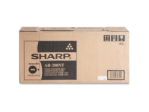 Sharp AR-208NT Black Laser Toner Cartridge (Genuine)