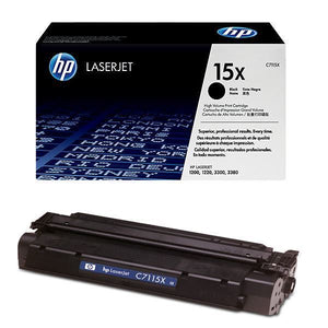 Hewlett Packard C7115X Laser Toner Cartridge (15X) (Genuine)