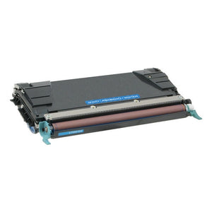 Lexmark C734A1KG Laser Compatible Toner Cartridge