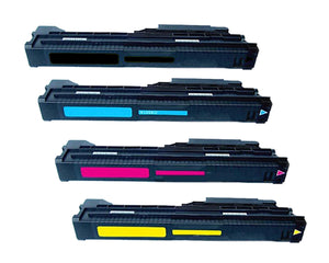 Value Set of 4 Hewlett Packard C8550A Toners: Black / Cyan / Magenta / Yellow (Compatible Toner Cartridges)