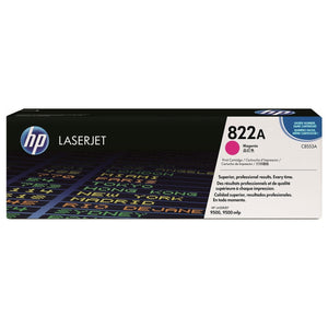 Hewlett Packard C8550A Laser Toner Cartridge (822A) (Genuine)