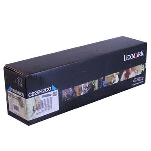 Lexmark C925H2KG Black High Yield Laser Toner Cartridge (Genuine)