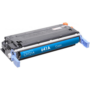Hewlett Packard C9720A Laser Compatible Toner Cartridge (641A)