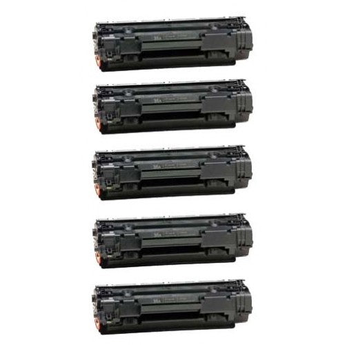 Hewlett Packard CB436A Laser Compatible Toner Cartridge (36A)