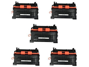 Hewlett Packard CC364A Laser Compatible Toner Cartridge (64A)