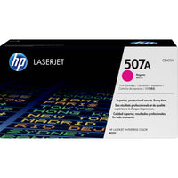 Hewlett Packard CE400A Laser Toner Cartridge (507A) (Genuine)