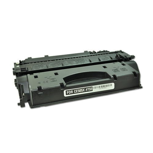 Hewlett Packard CE505X Laser Compatible Toner Cartridge (05X)
