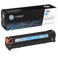 Hewlett Packard CF210X Laser Toner Cartridge (131X) (Genuine)
