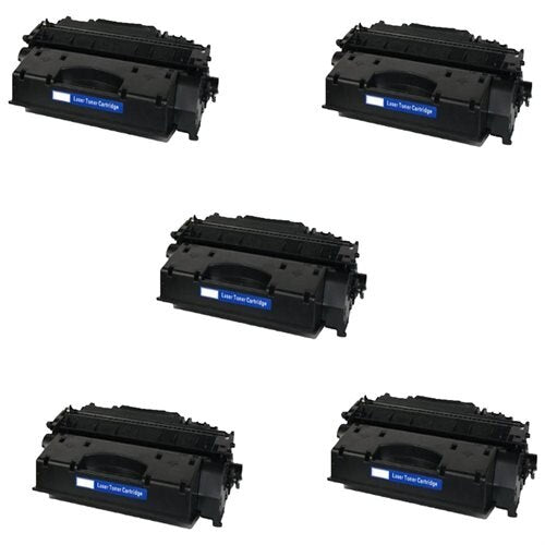 Hewlett Packard CF280X Laser Compatible Toner Cartridge (80X)