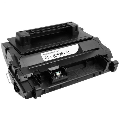Hewlett Packard CF281A Laser Compatible Toner Cartridge (81A)