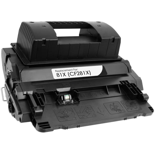 Hewlett Packard CF281X Laser Compatible Toner Cartridge (81X)