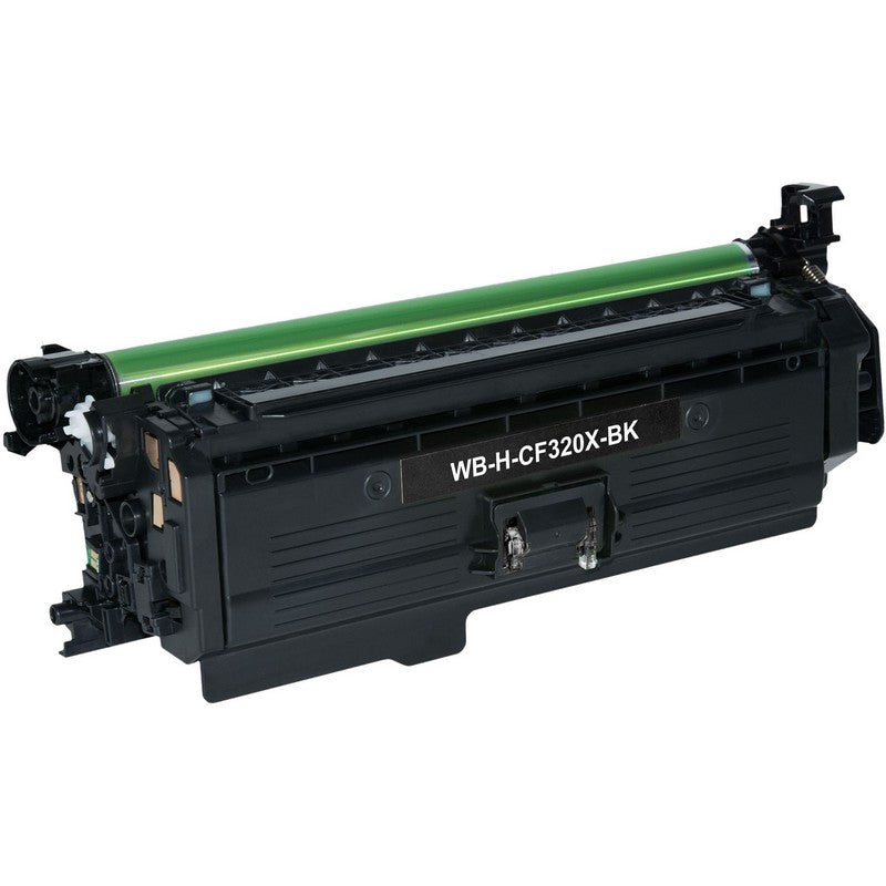 Hewlett Packard CF320X Laser Compatible Toner Cartridge (653X)