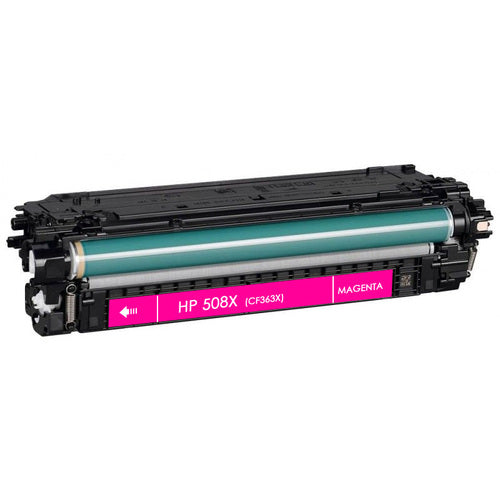 Hewlett Packard CF360X Laser Compatible Toner Cartridge (508X)