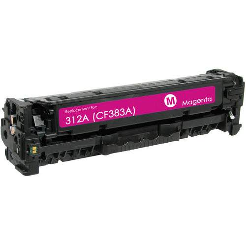 Hewlett Packard CF380X Laser Compatible Toner Cartridge (312X)