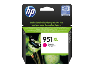 Hewlett Packard 950XL Black Inkjet Cartridge (CN045AN#140) (Genuine)