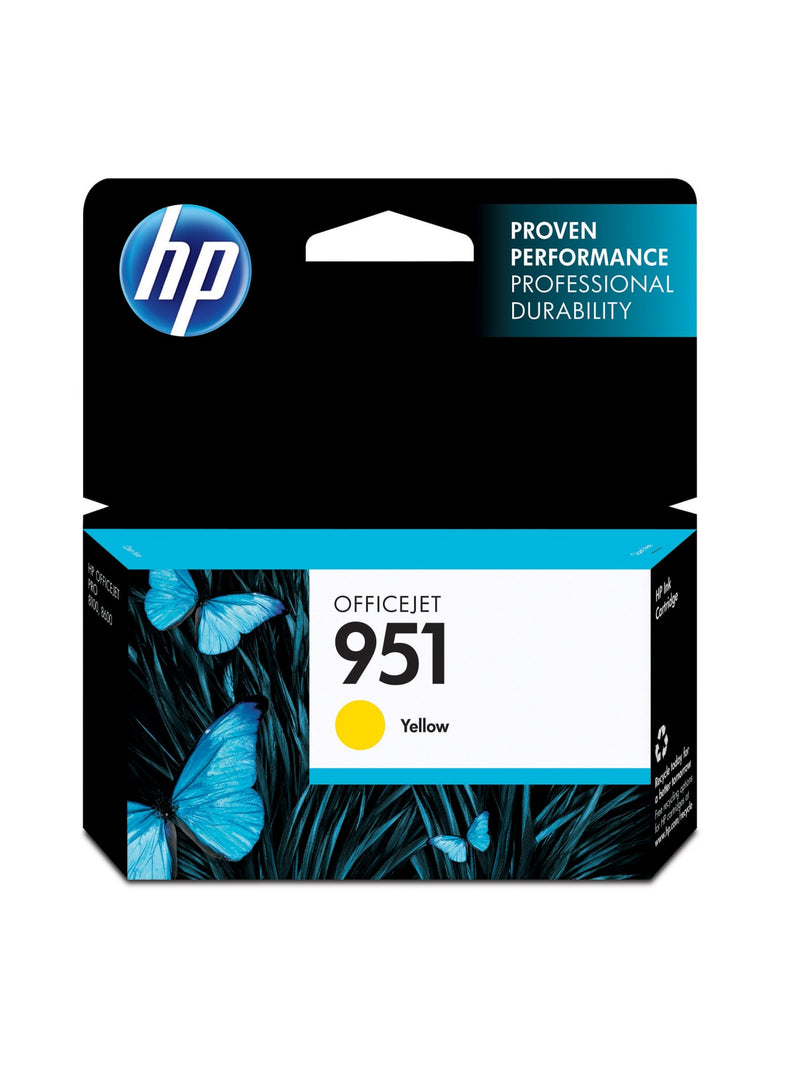 Hewlett Packard 950 Black Inkjet Cartridge (CN049AN#140) (Genuine)