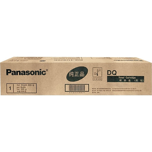 Panasonic DQ-TU38R Black Laser Toner Cartridge (Genuine)