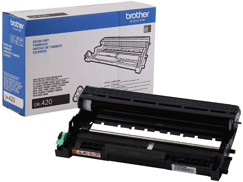 Brother DR420 Drum Unit (Genuine)