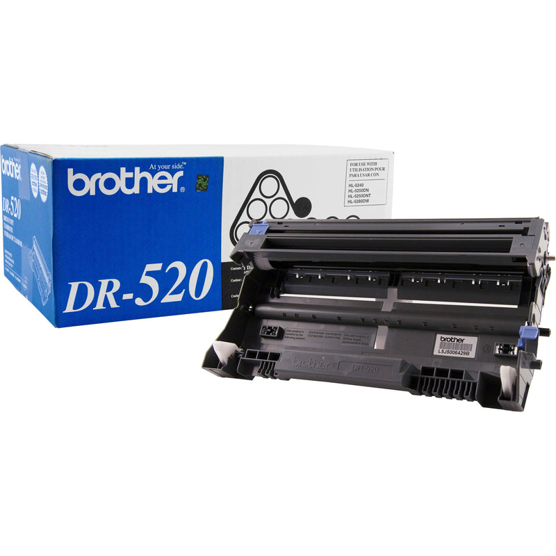 Brother DR520 Laser Drum Unit (Genuine)
