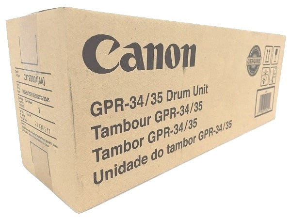 Canon GPR34/35 Black Drum Unit Kit (2772B004AA) (Genuine)