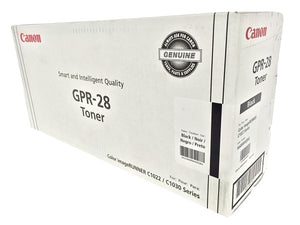 Canon GPR28 Black Laser Toner Cartridge (1660B004AA) (Genuine)